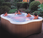 Hot Tub or Jacuzzi Spa