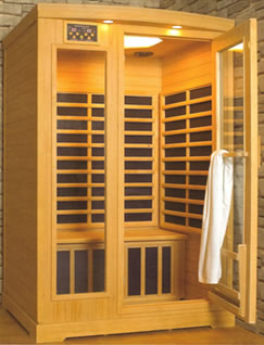 2 Person Helo Infrared Sauna