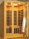 Plug in Infrared Saunas
